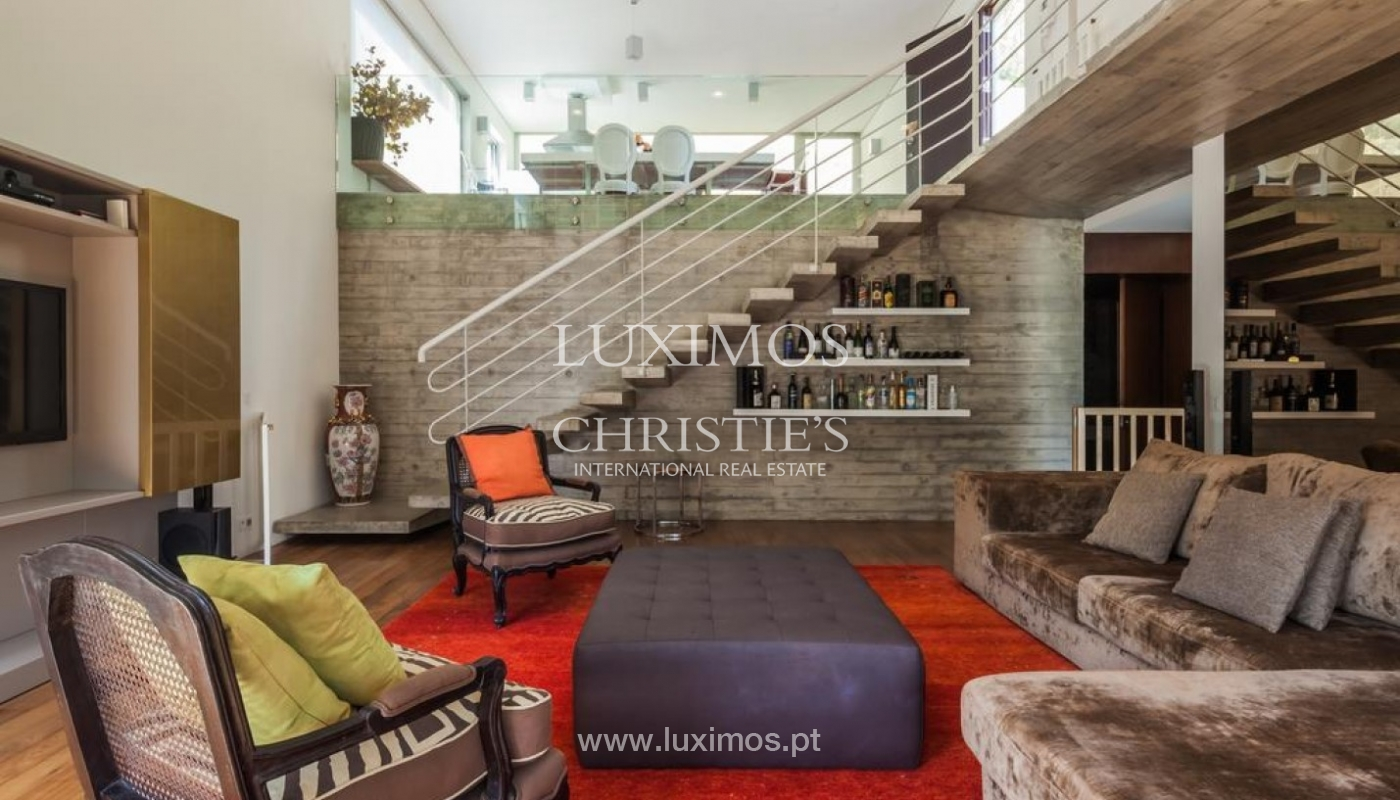 Modern and luxurious country house, Douro, Porto, Portugal _78674