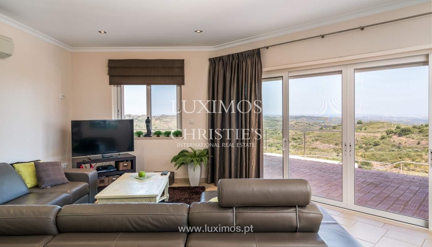 Freistehende villa zum Verkauf mit pool, Garten und Meerblick, Tavira, Algarve_78886