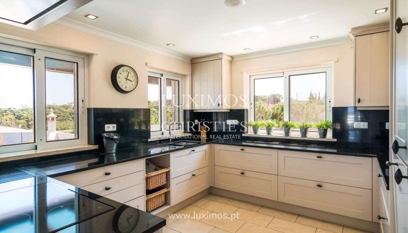 Freistehende villa zum Verkauf mit pool, Garten und Meerblick, Tavira, Algarve_78887