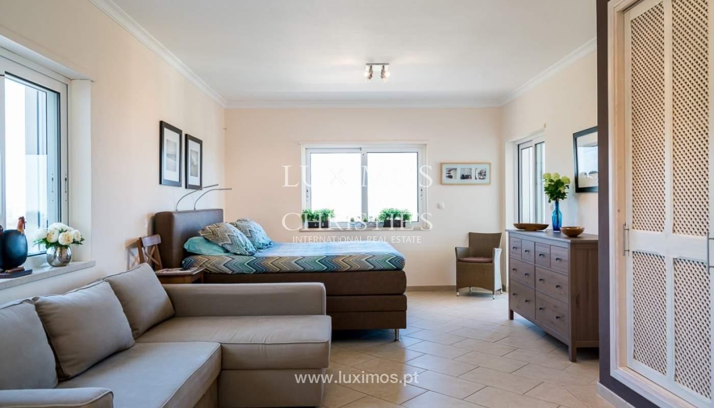 Freistehende villa zum Verkauf mit pool, Garten und Meerblick, Tavira, Algarve_78888
