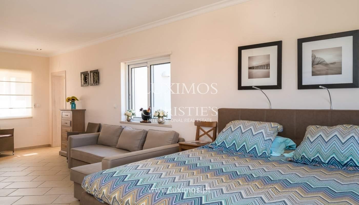 Freistehende villa zum Verkauf mit pool, Garten und Meerblick, Tavira, Algarve_78890