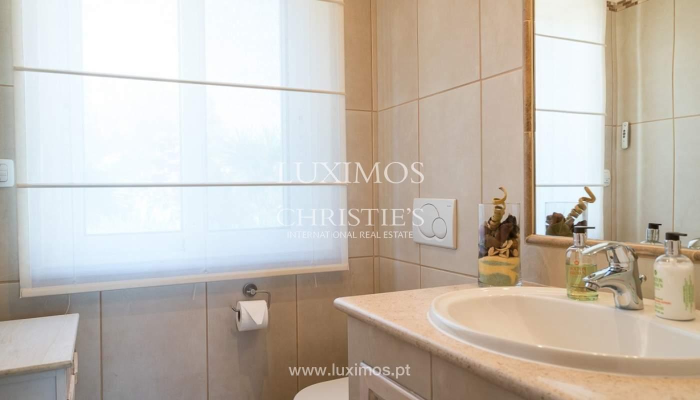 Freistehende villa zum Verkauf mit pool, Garten und Meerblick, Tavira, Algarve_78892
