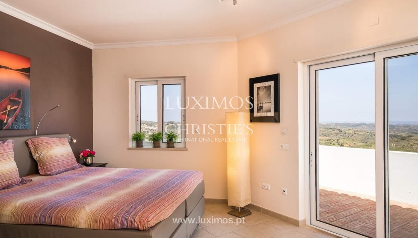Freistehende villa zum Verkauf mit pool, Garten und Meerblick, Tavira, Algarve_78896