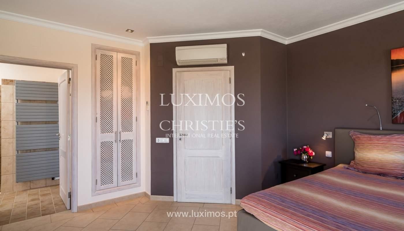 Freistehende villa zum Verkauf mit pool, Garten und Meerblick, Tavira, Algarve_78897