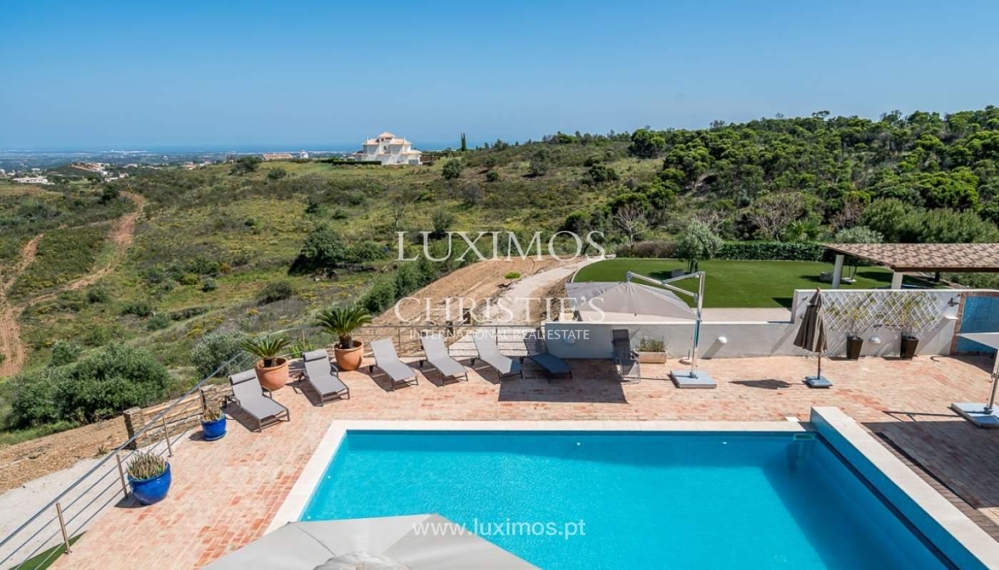 Freistehende villa zum Verkauf mit pool, Garten und Meerblick, Tavira, Algarve_78903