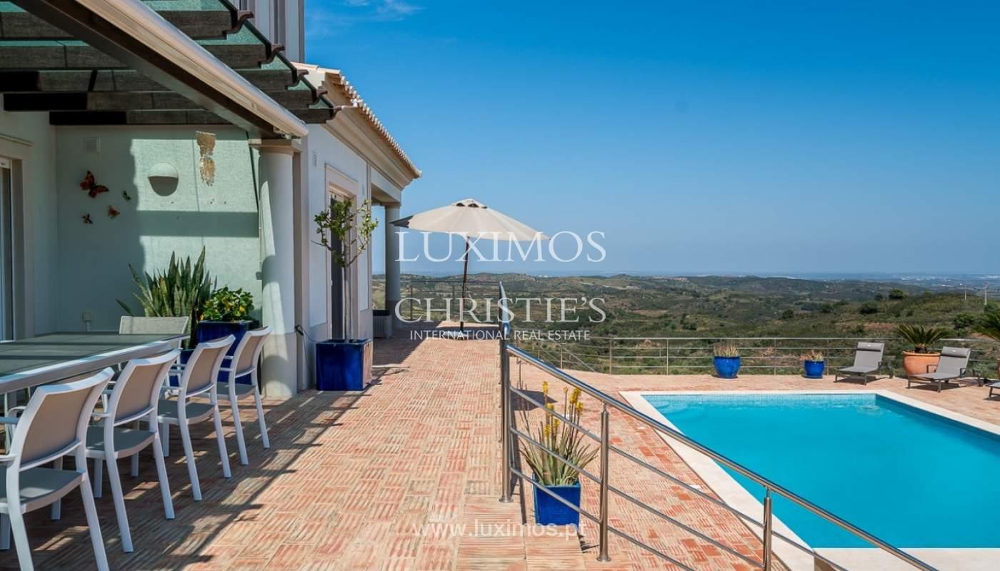 Freistehende villa zum Verkauf mit pool, Garten und Meerblick, Tavira, Algarve_78906