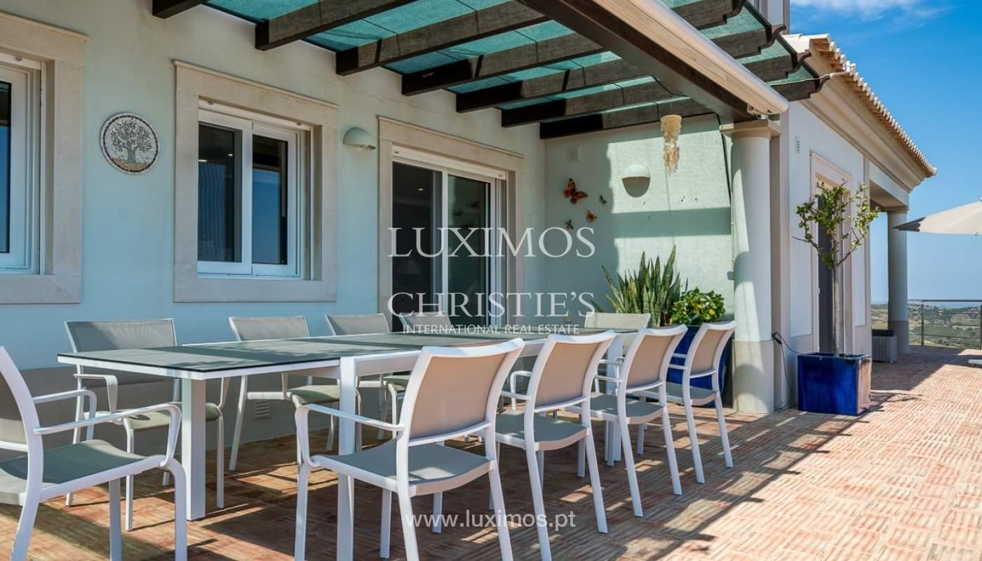 Freistehende villa zum Verkauf mit pool, Garten und Meerblick, Tavira, Algarve_78907