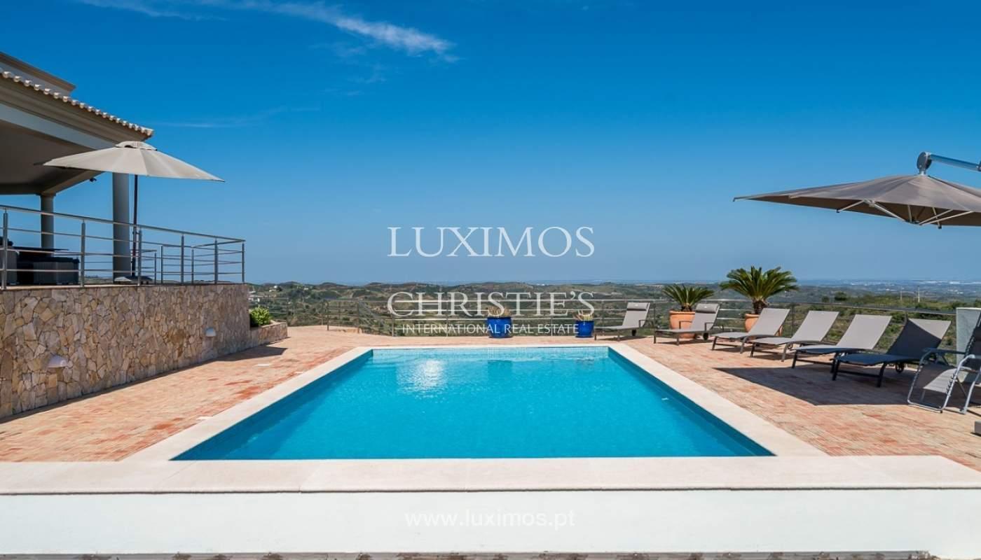 Freistehende villa zum Verkauf mit pool, Garten und Meerblick, Tavira, Algarve_78908
