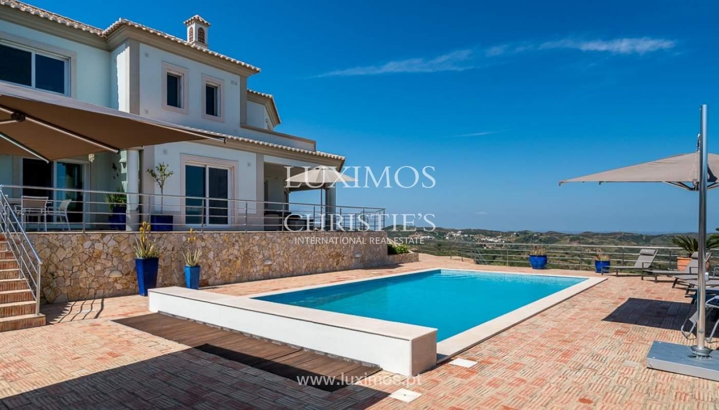 Freistehende villa zum Verkauf mit pool, Garten und Meerblick, Tavira, Algarve_78909