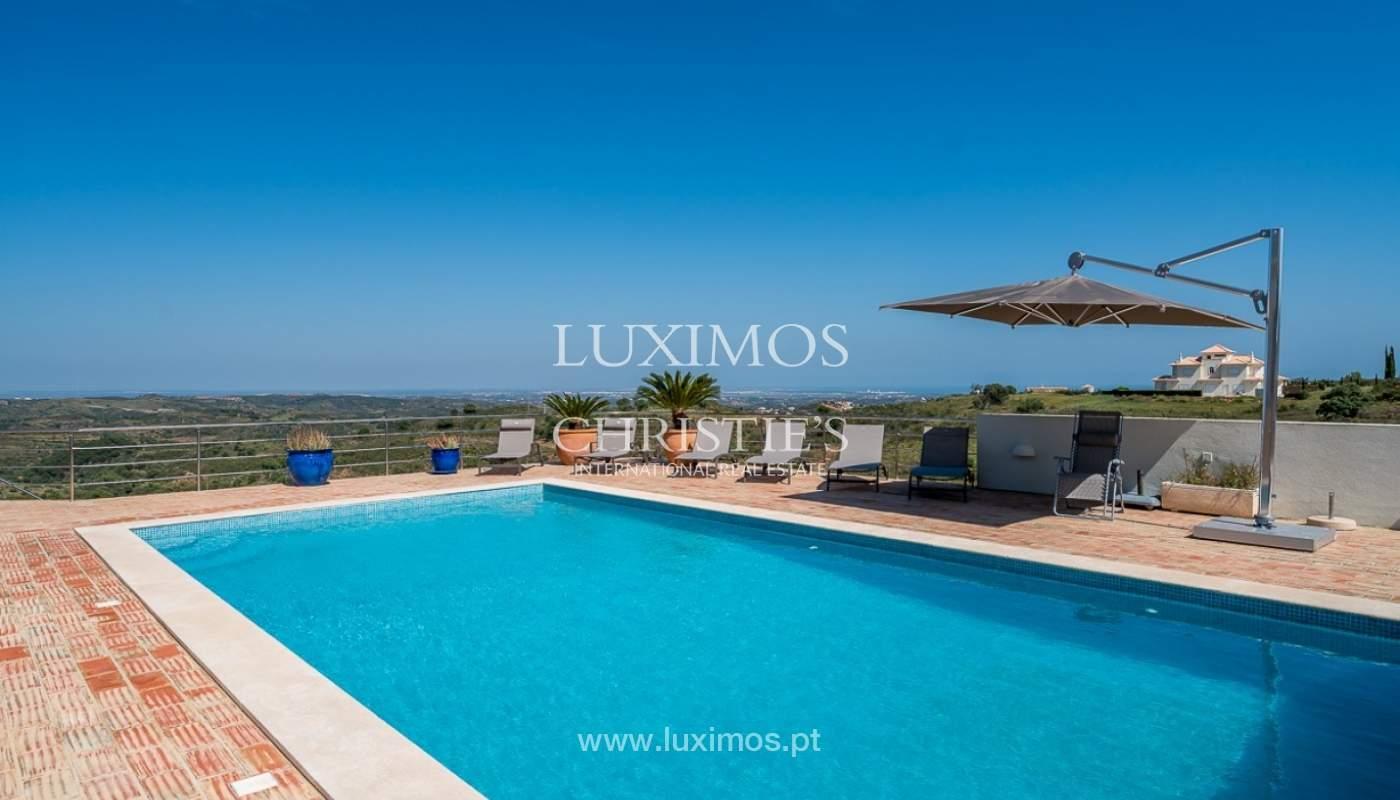 Freistehende villa zum Verkauf mit pool, Garten und Meerblick, Tavira, Algarve_78910
