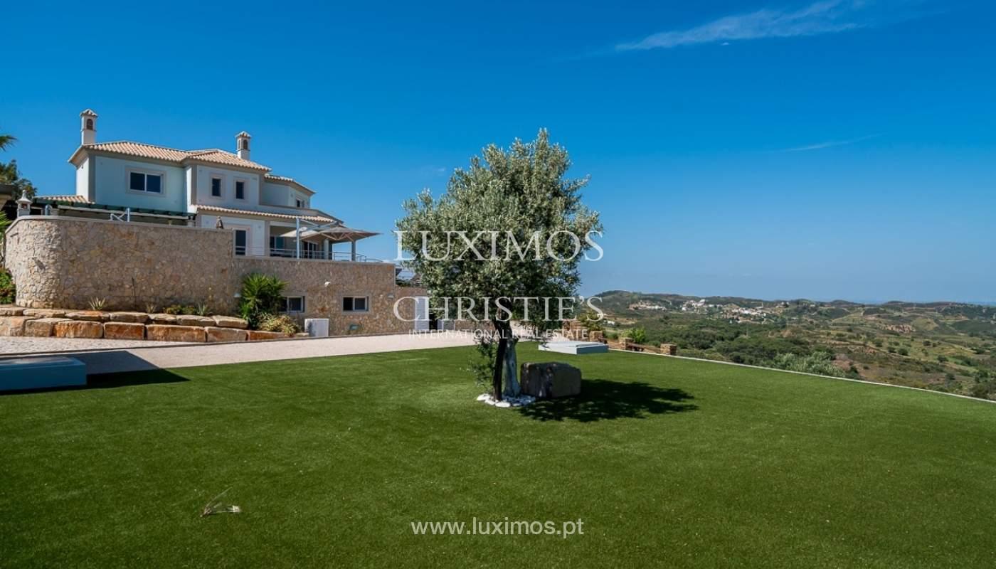 Freistehende villa zum Verkauf mit pool, Garten und Meerblick, Tavira, Algarve_78912