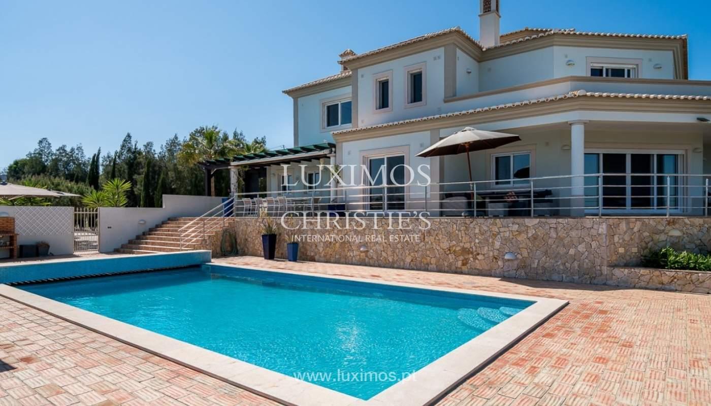 Freistehende villa zum Verkauf mit pool, Garten und Meerblick, Tavira, Algarve_78913