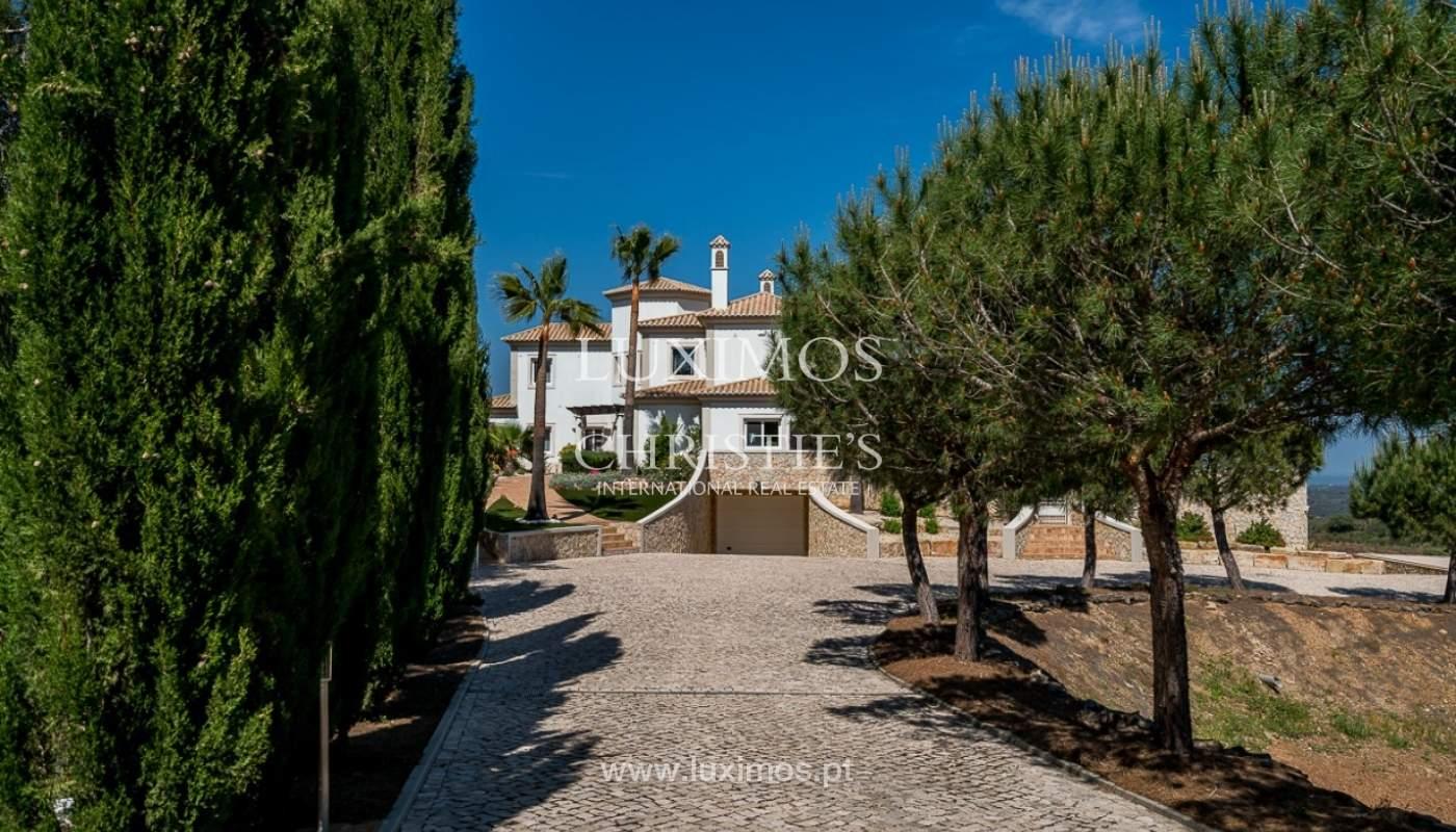 Freistehende villa zum Verkauf mit pool, Garten und Meerblick, Tavira, Algarve_78914