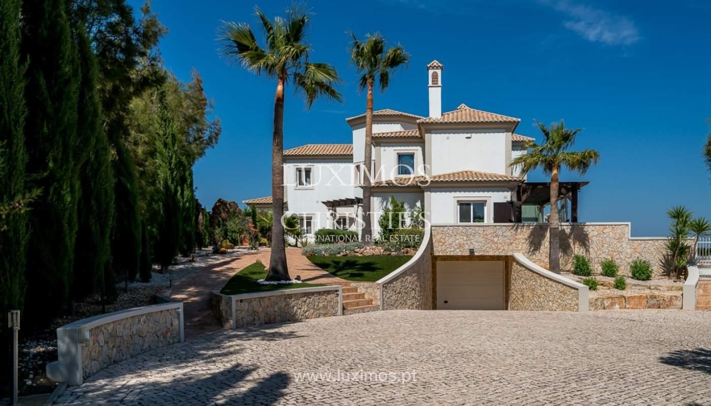 Freistehende villa zum Verkauf mit pool, Garten und Meerblick, Tavira, Algarve_78915
