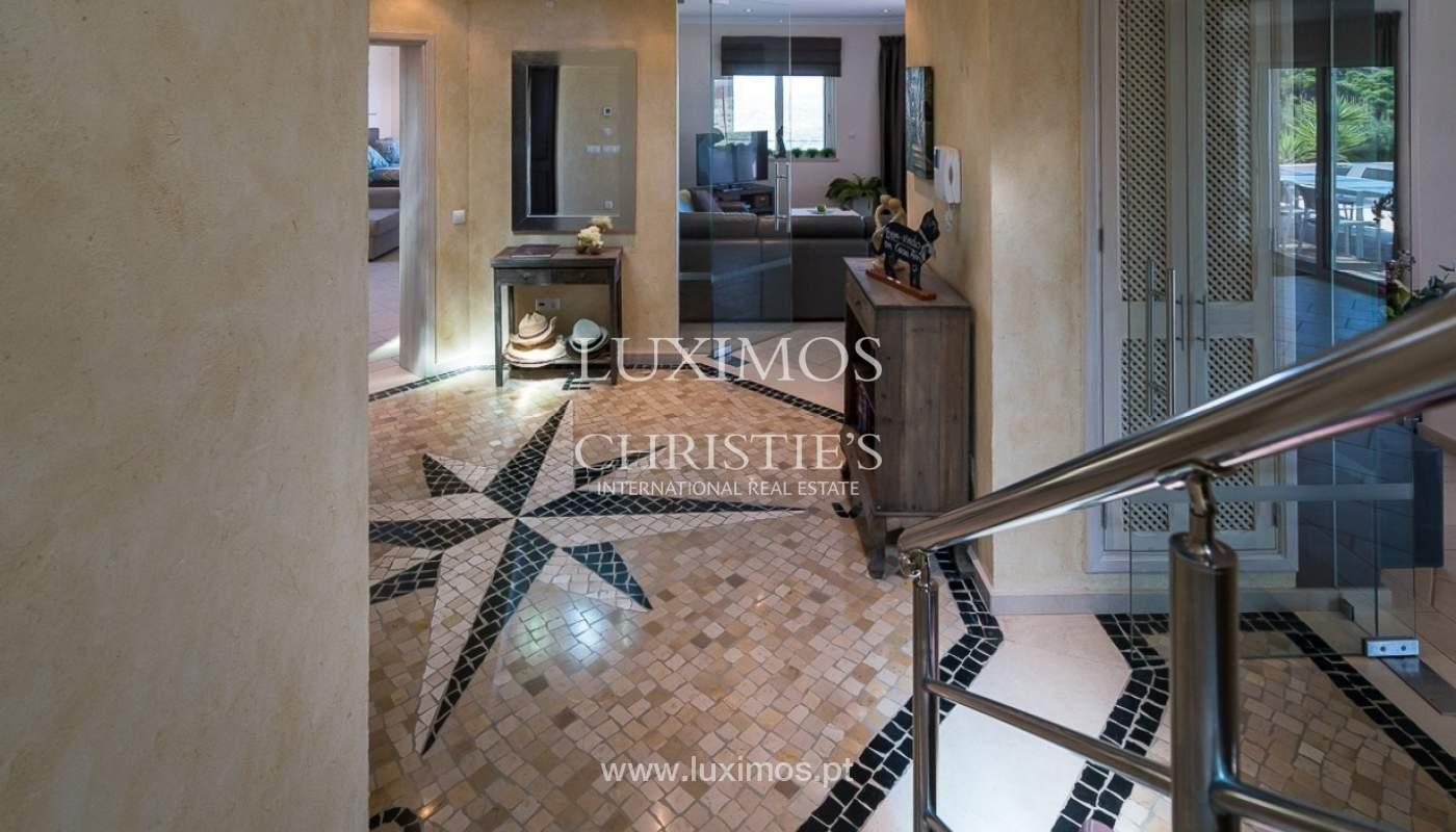 Freistehende villa zum Verkauf mit pool, Garten und Meerblick, Tavira, Algarve_78936