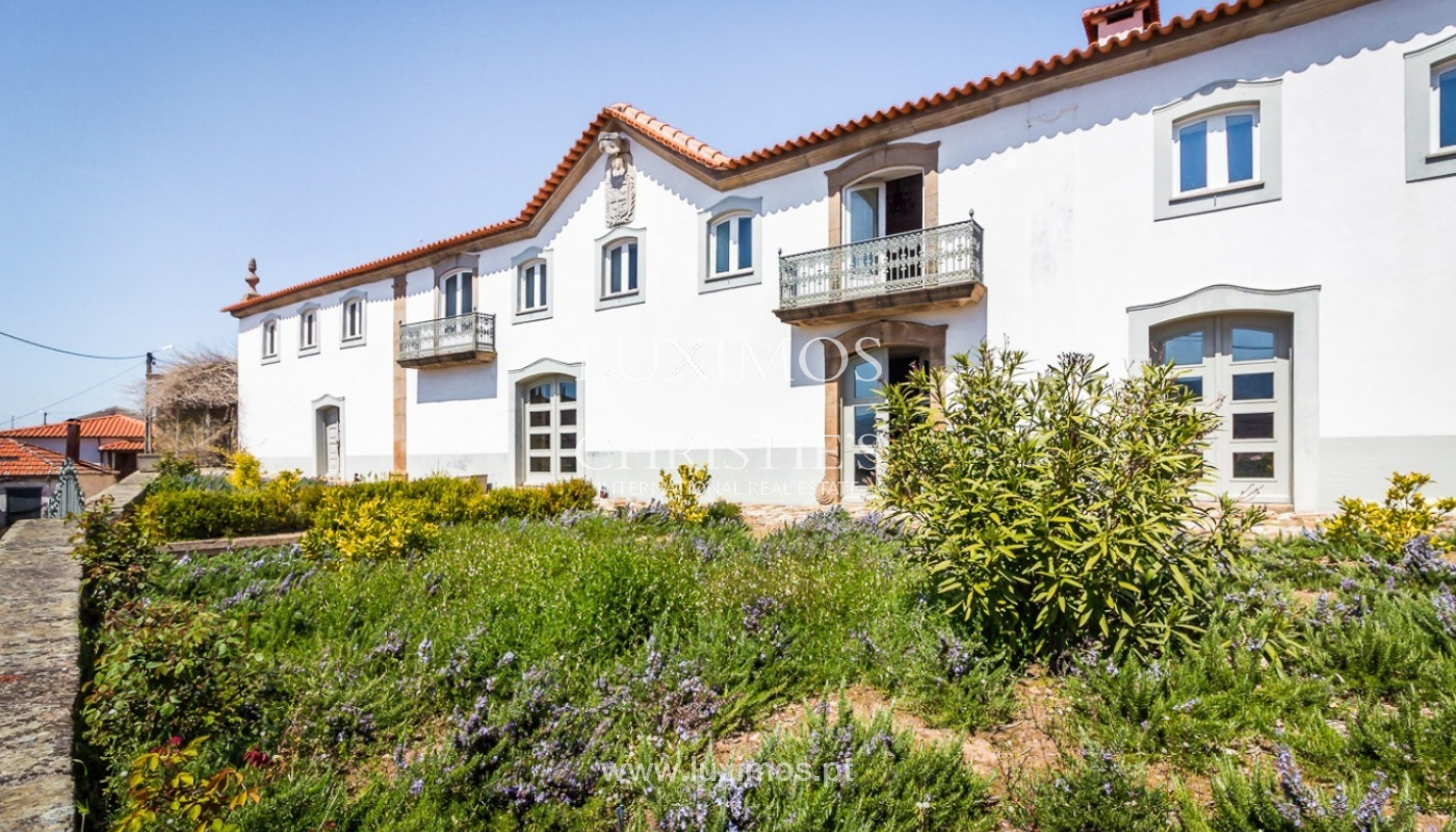 Farmhouse with swimming pool and views to Douro region, Portugal _79251