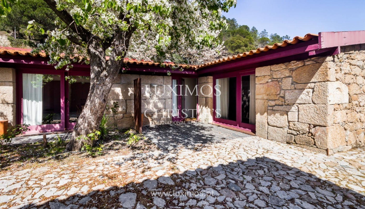 Farmhouse with swimming pool and views to Douro region, Portugal _79263