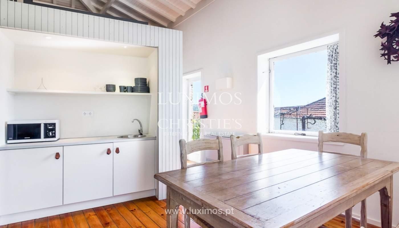 Casa de campo con piscina y vistas a la región del Douro, Portugal _79266
