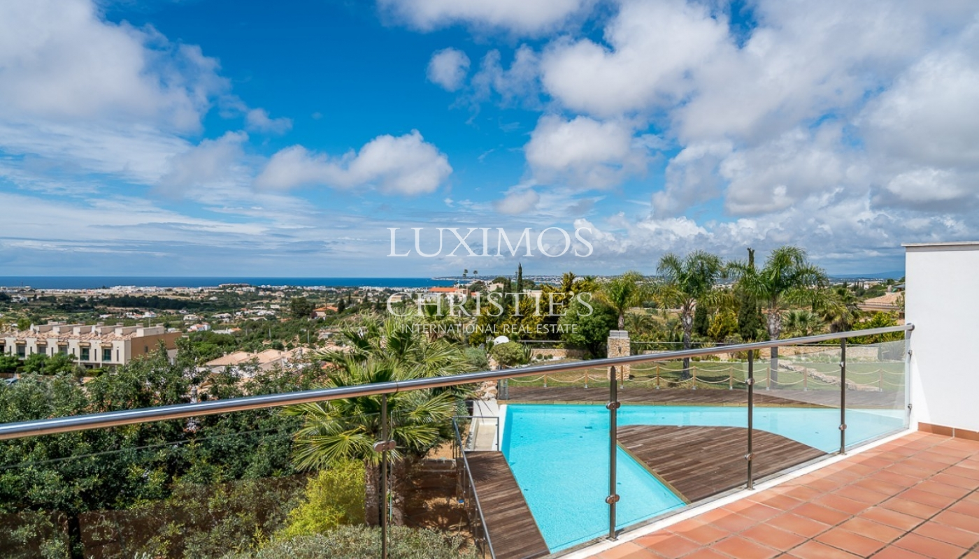 Villa for sale with pool and sea view, Albufeira, Algarve, Portugal_79549