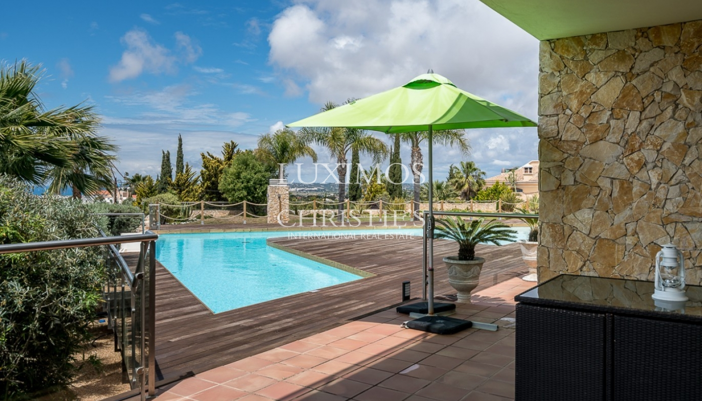 Villa for sale with pool and sea view, Albufeira, Algarve, Portugal_79551
