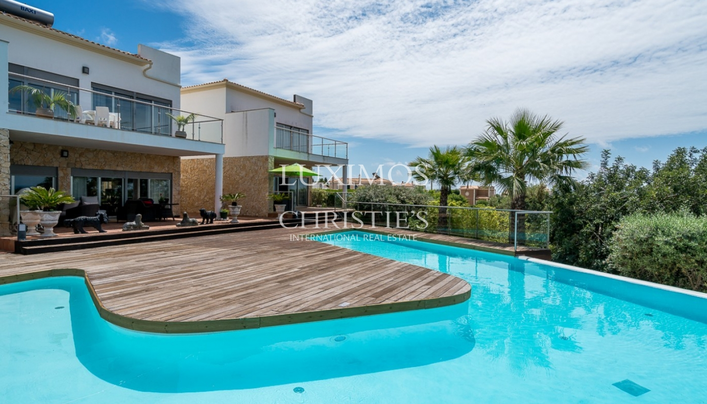 Villa for sale with pool and sea view, Albufeira, Algarve, Portugal_79554