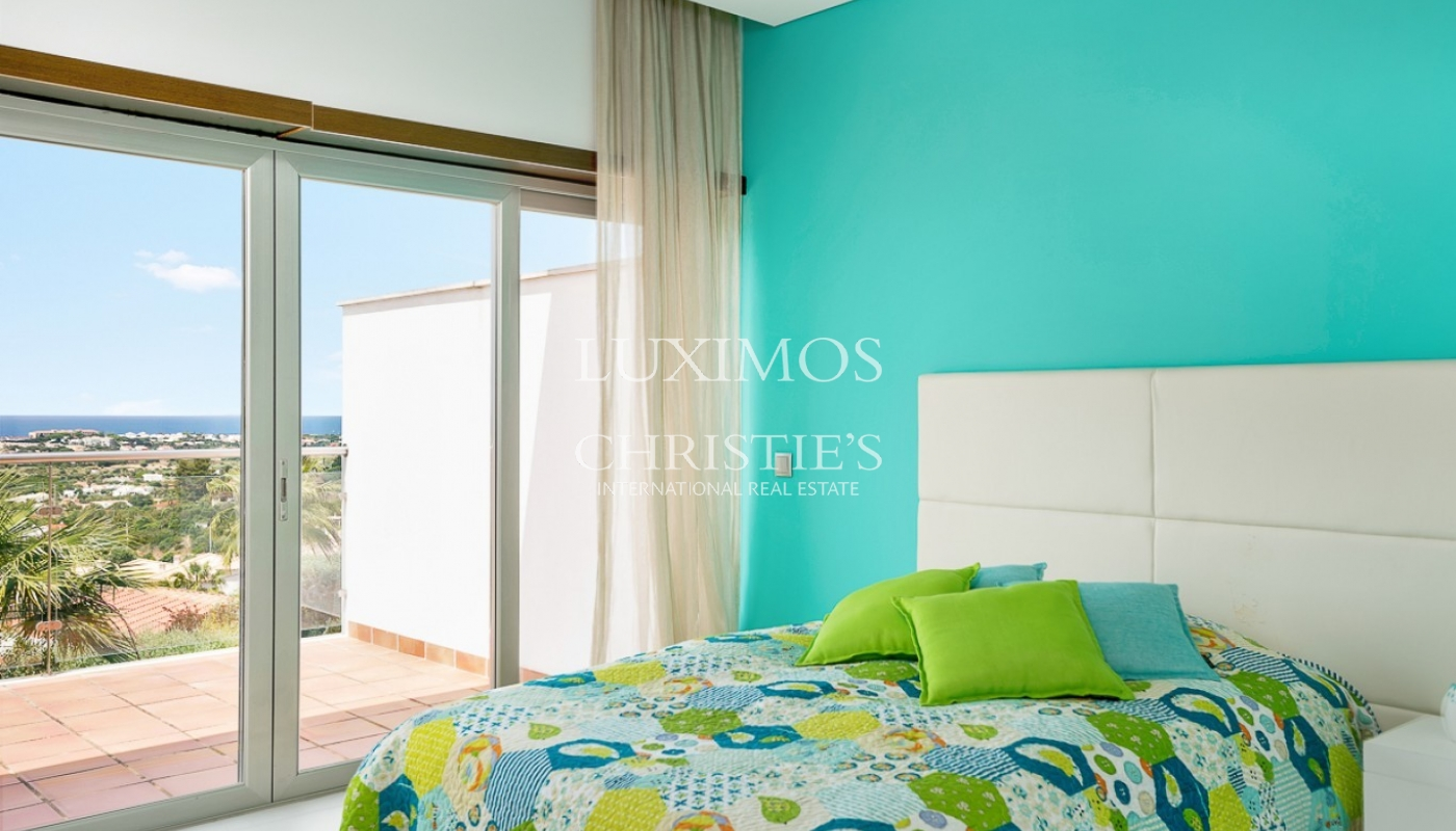 Villa for sale with pool and sea view, Albufeira, Algarve, Portugal_79570