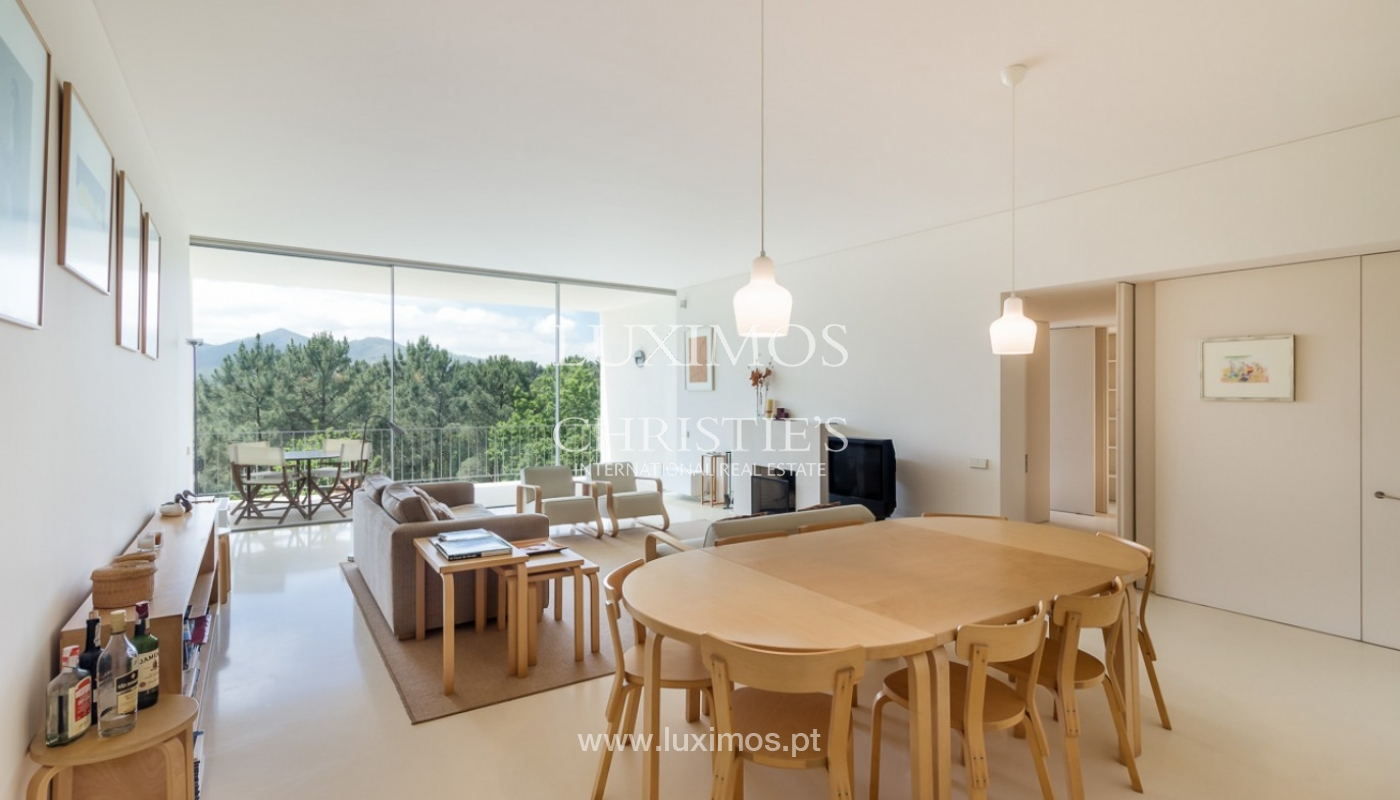 Sale of villa w/ garden and pool, near the golf, Ponte Lima, Portugal_80056
