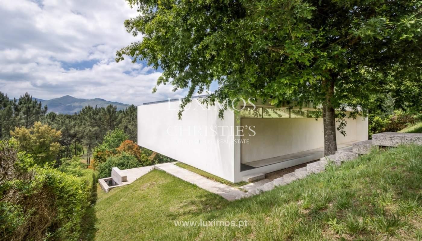 Venda de moradia com jardim e piscina, perto do golf, Ponte de Lima_80058