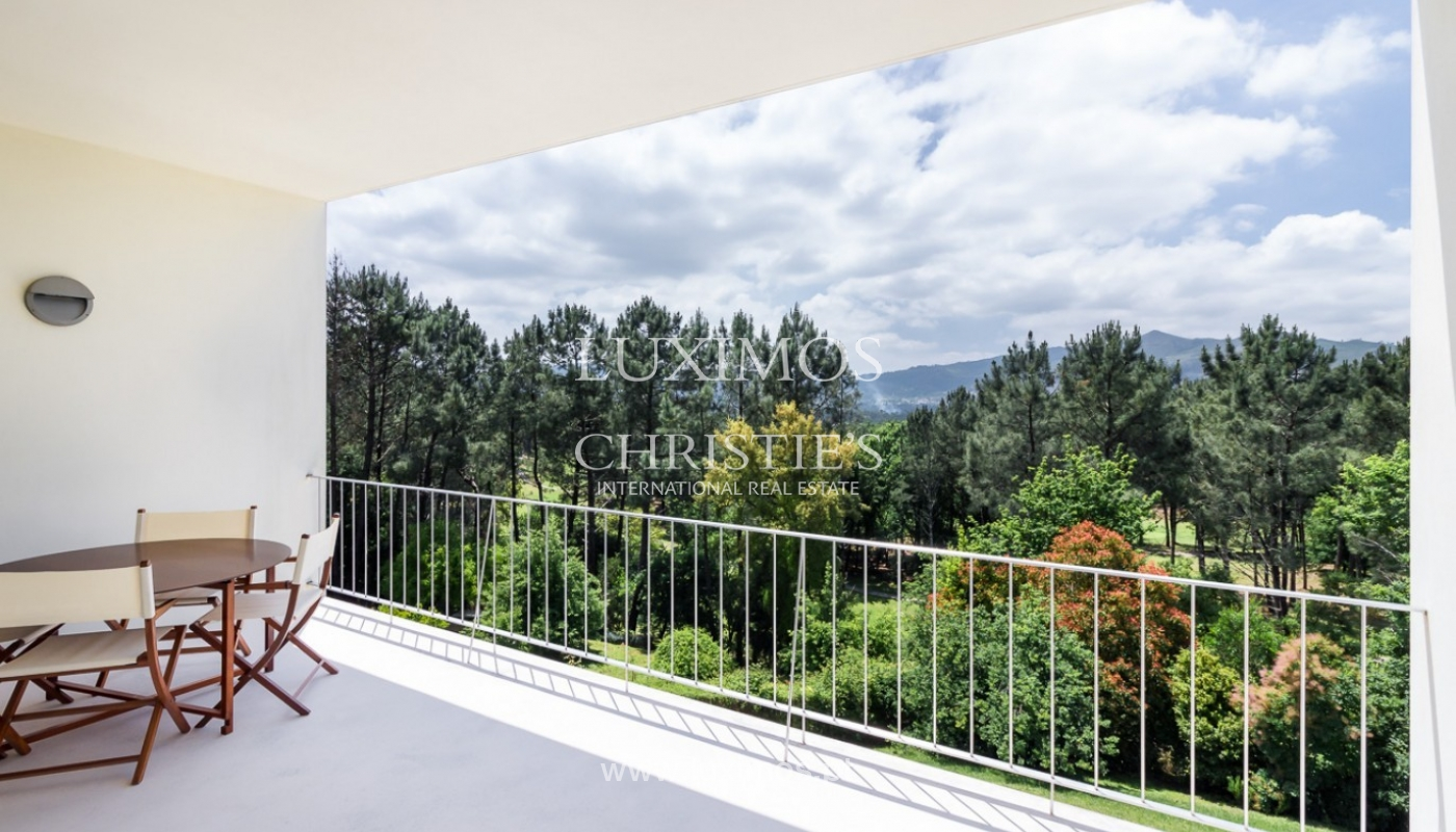 Sale of villa w/ garden and pool, near the golf, Ponte Lima, Portugal_80060