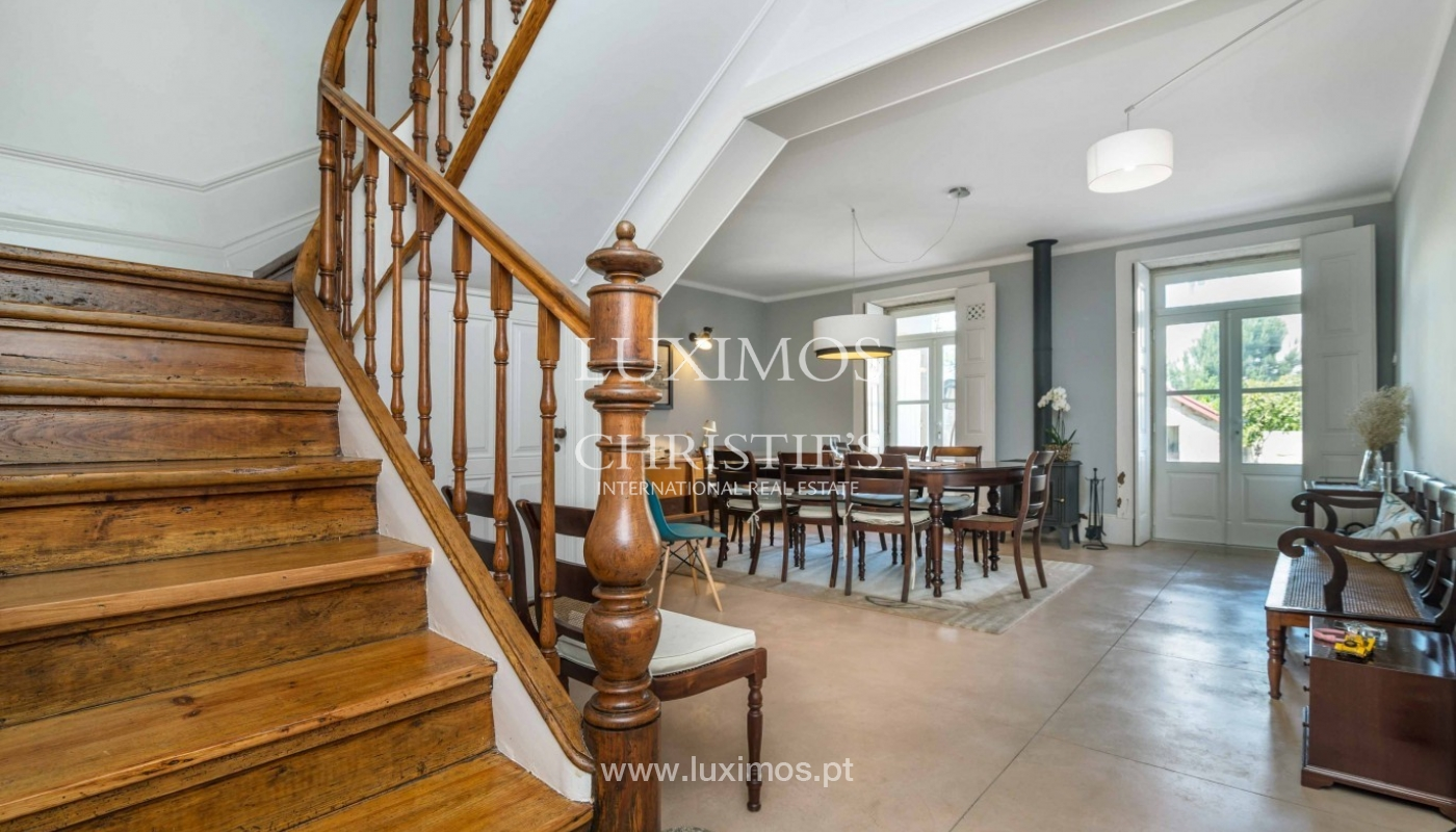 Luxury townhouse for sale, Porto, Portugal _80124