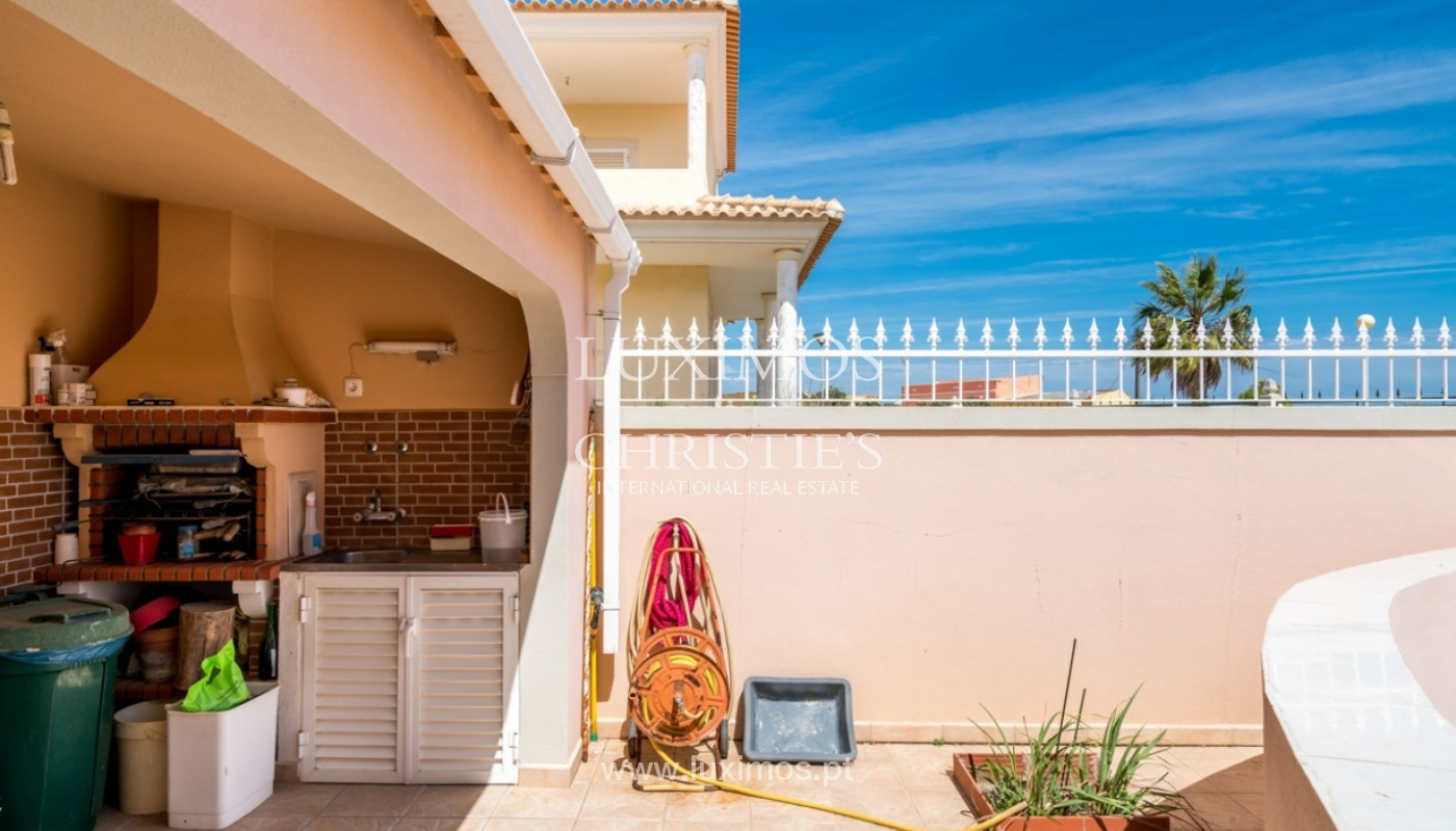 Villa for sale, with pool, near the beach, Faro, Algarve, Portugal_80205