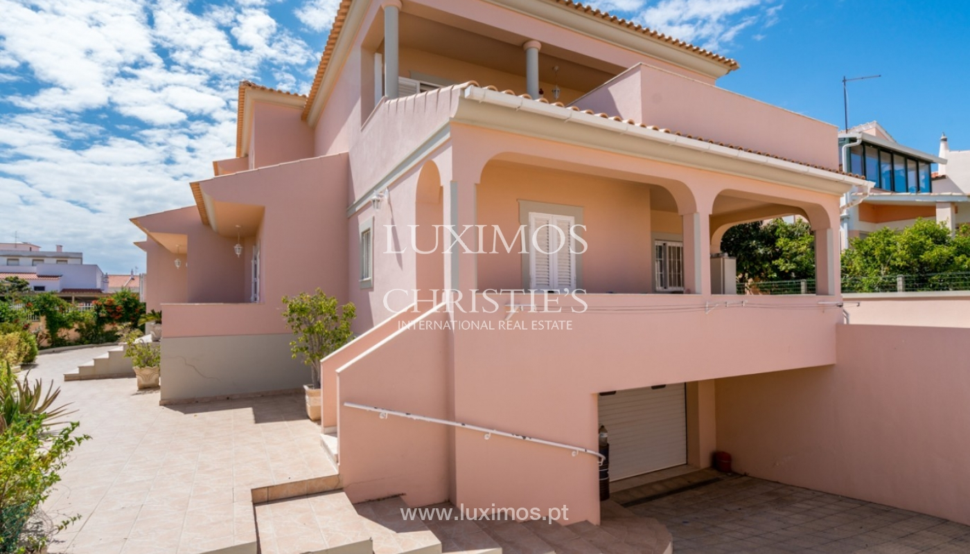 Villa for sale, with pool, near the beach, Faro, Algarve, Portugal_80207