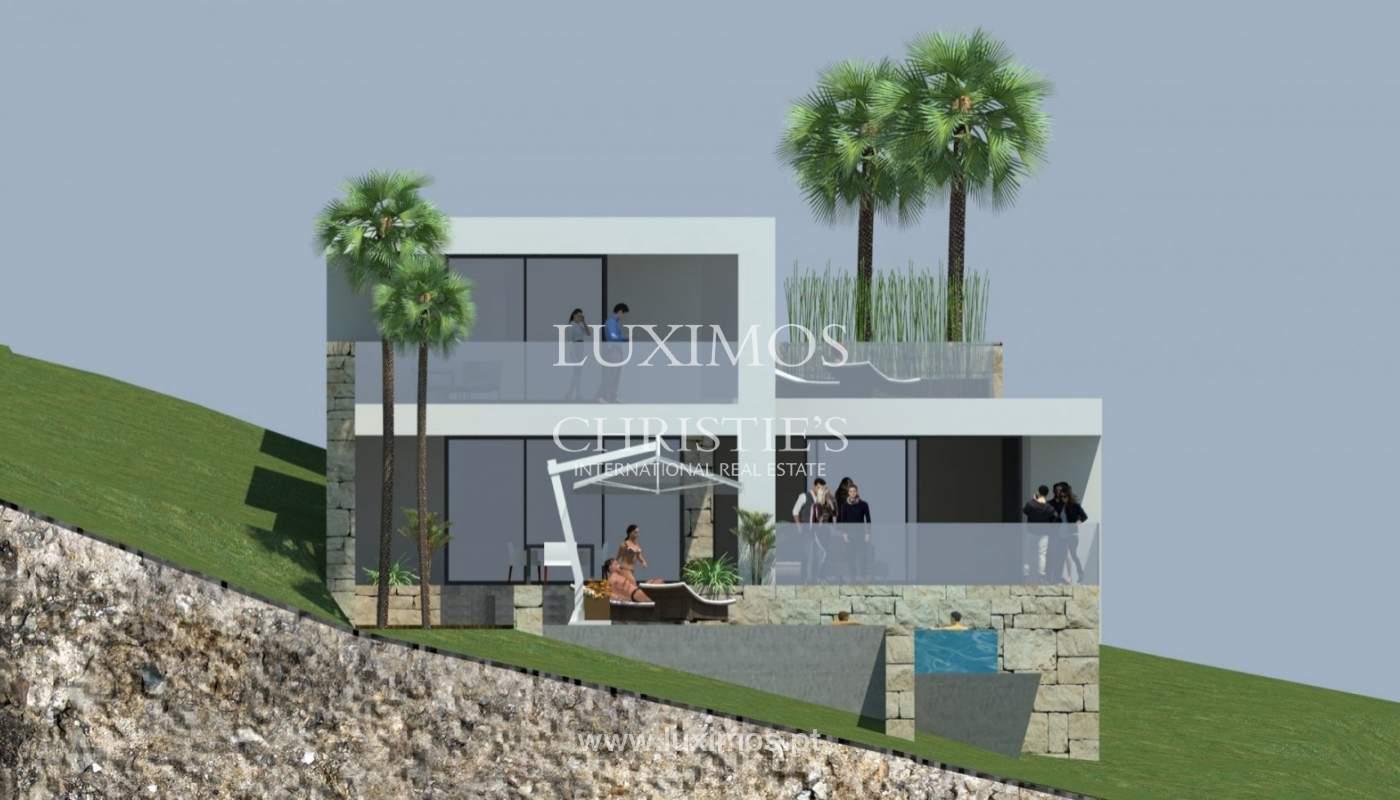 Plot area for sale to build a villa, sea view, Loulé, Algarve,Portugal_81472