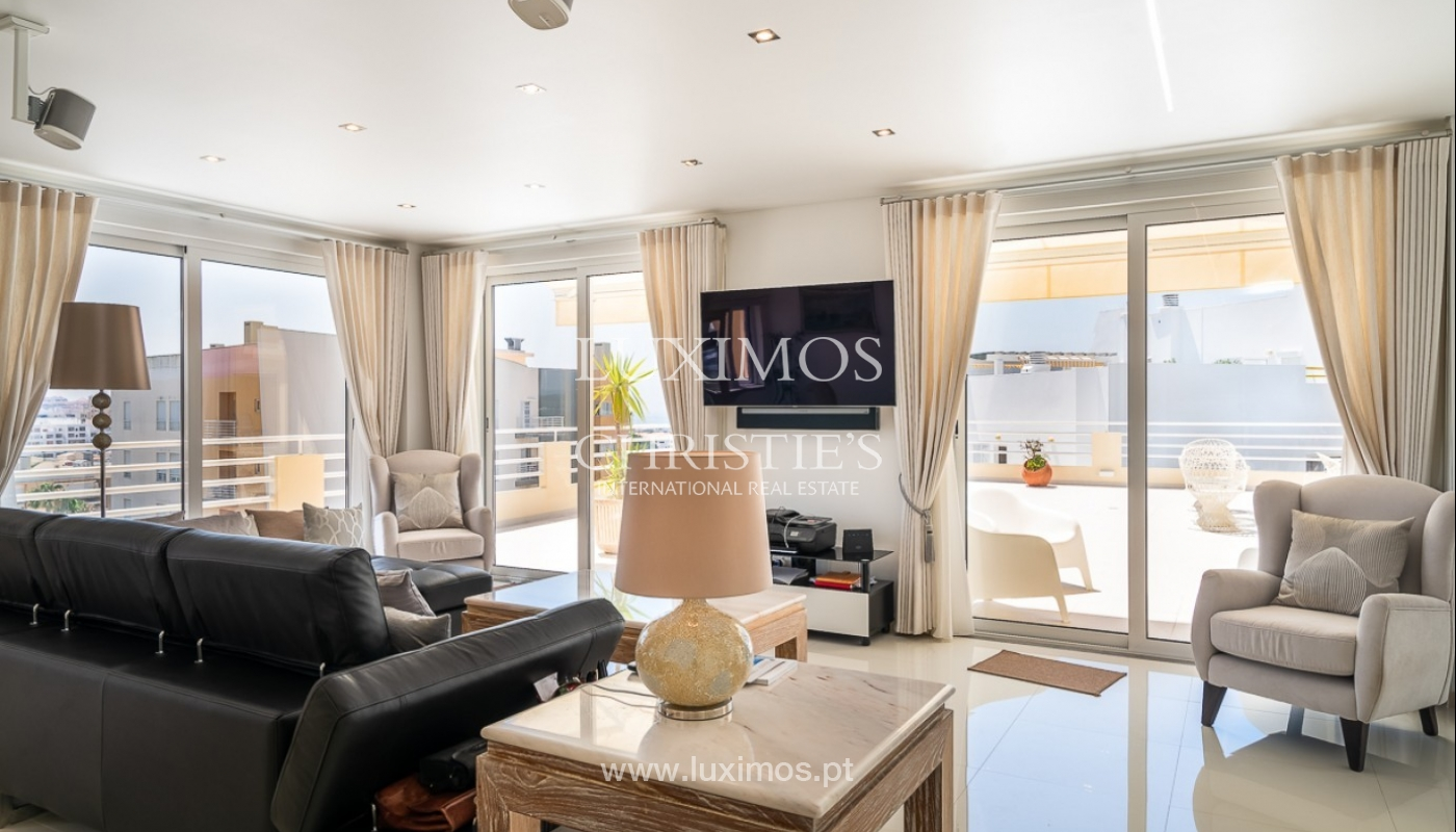 Penthouse-Wohnung in gated community - Vilamoura_81937