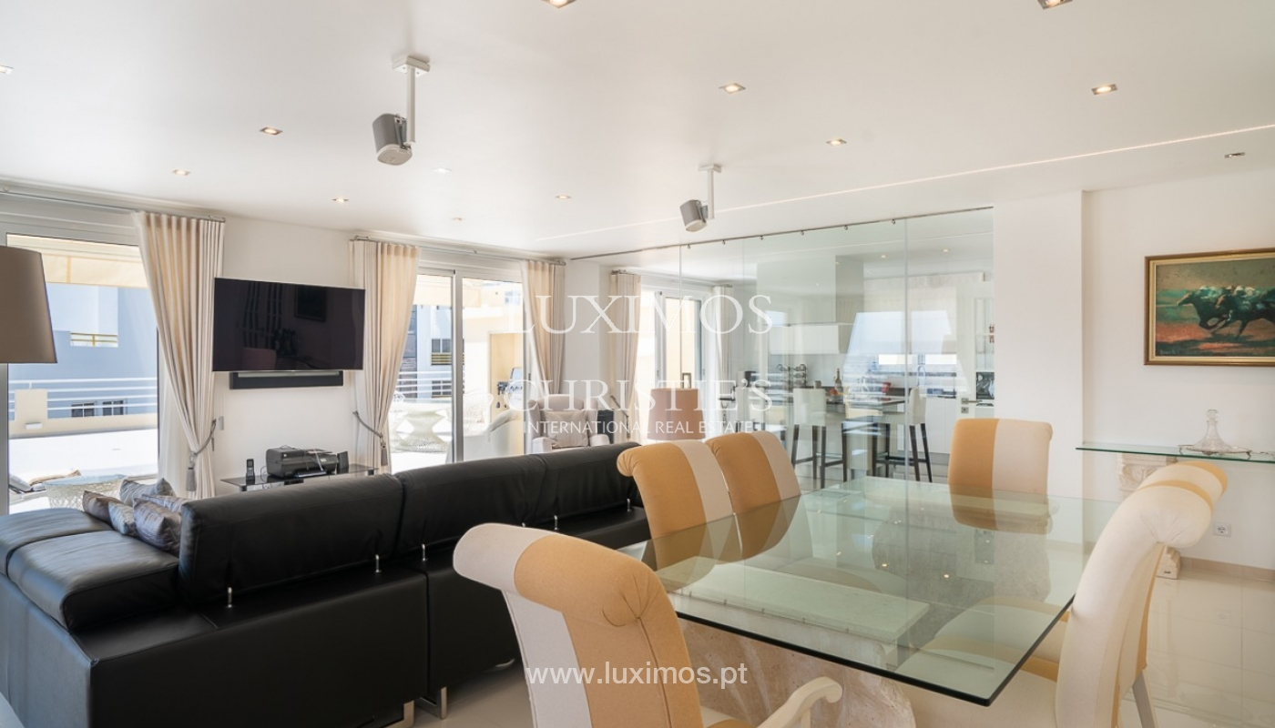 Penthouse-Wohnung in gated community - Vilamoura_81940
