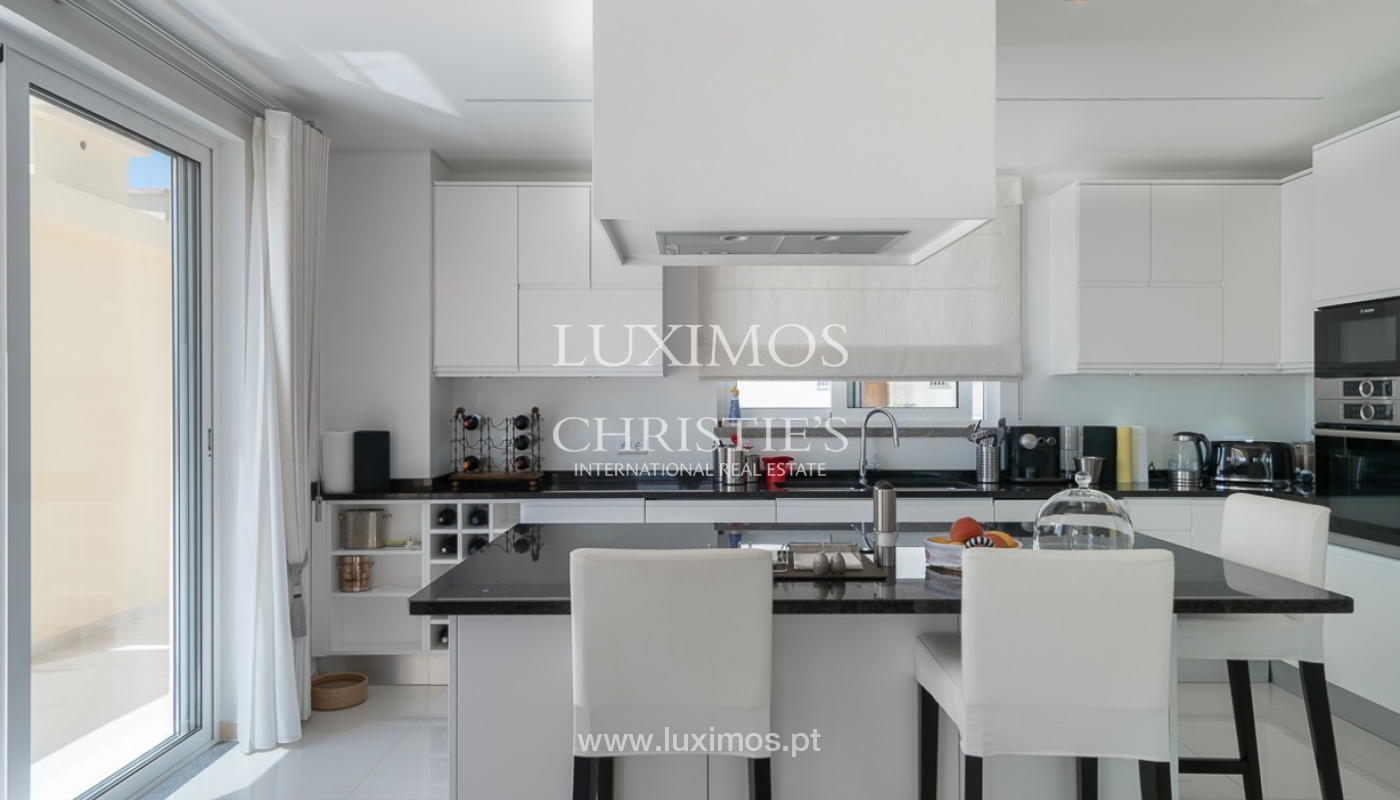 Penthouse-Wohnung in gated community - Vilamoura_81941