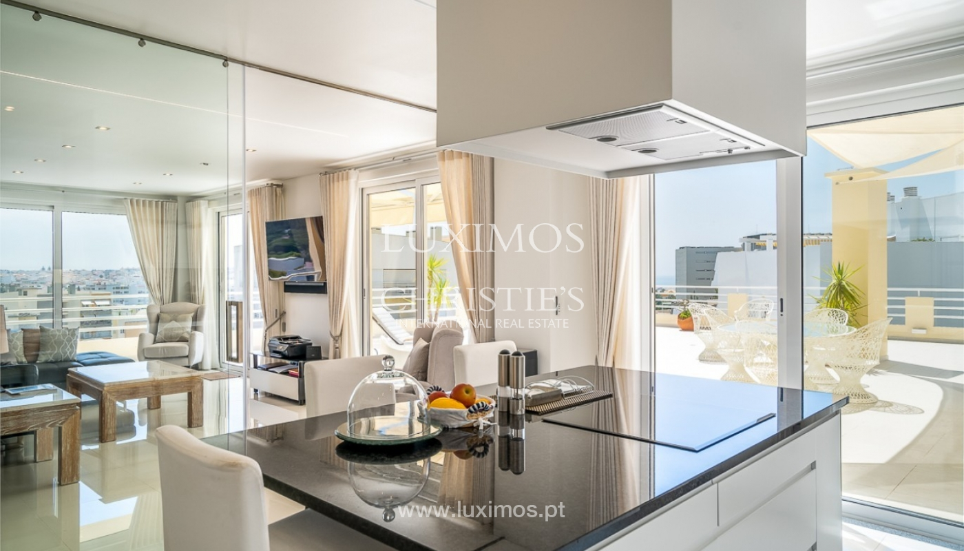 Ocean view Penthouse apartment in private condominium - Vilamoura_81942