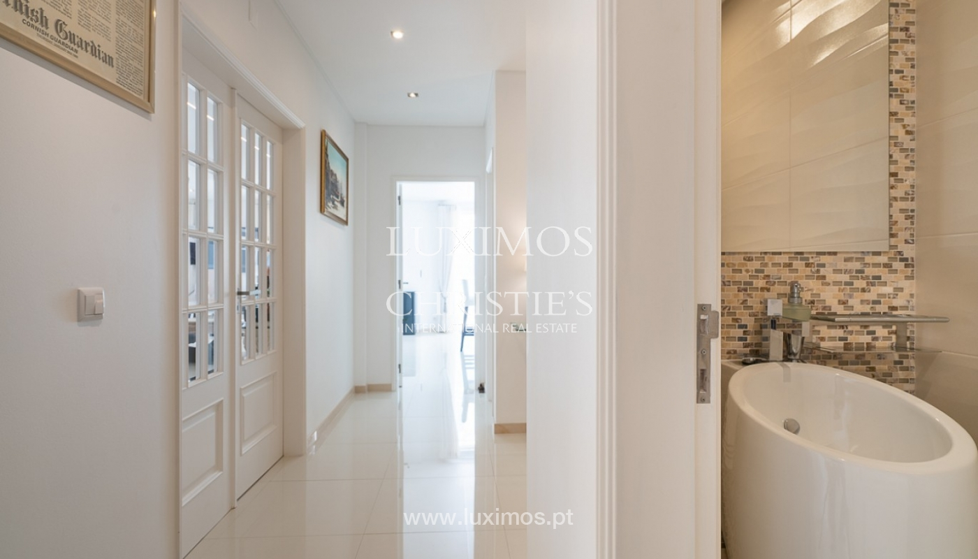 Ocean view Penthouse apartment in private condominium - Vilamoura_81950