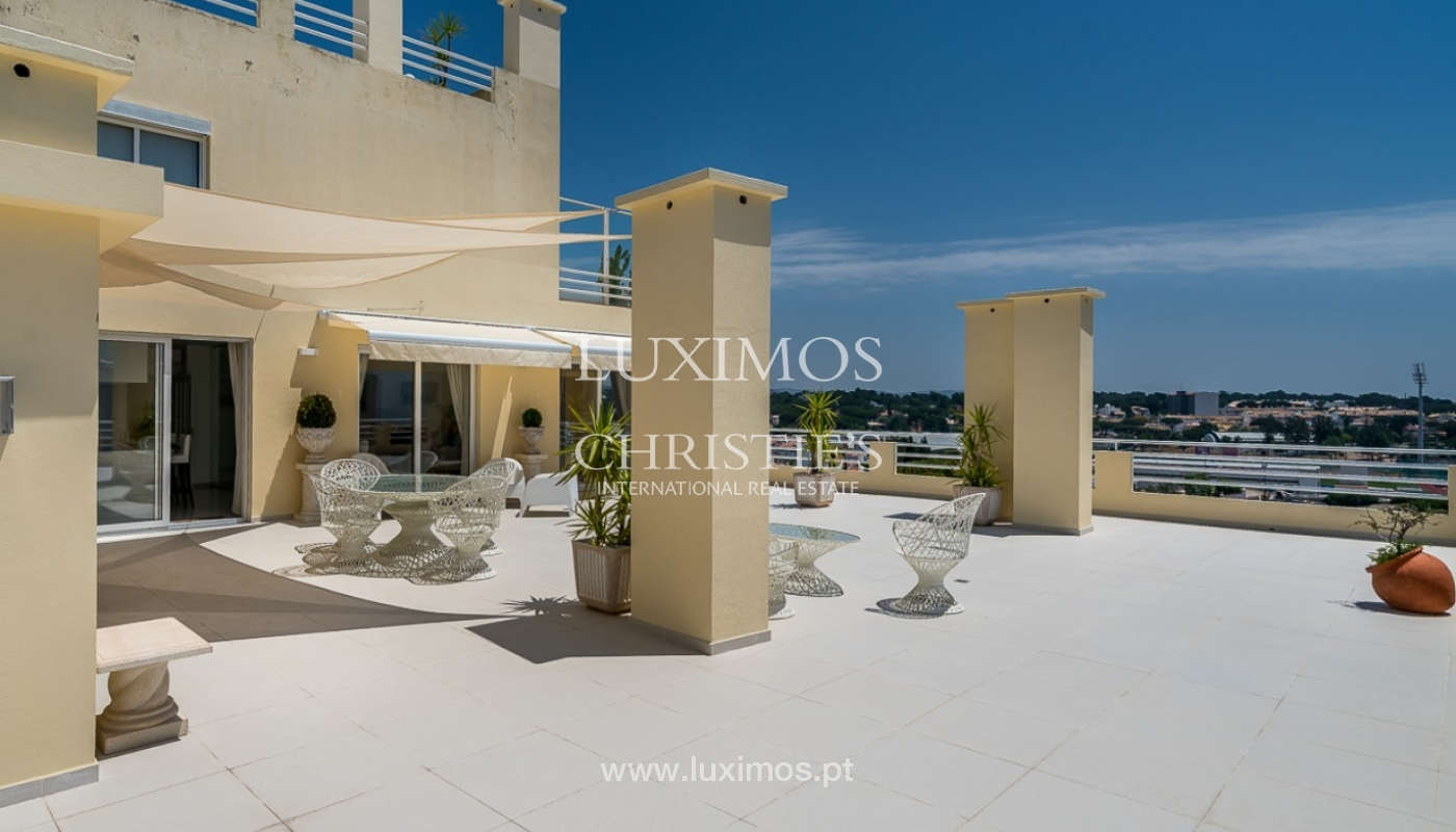 Penthouse-Wohnung in gated community - Vilamoura_81954