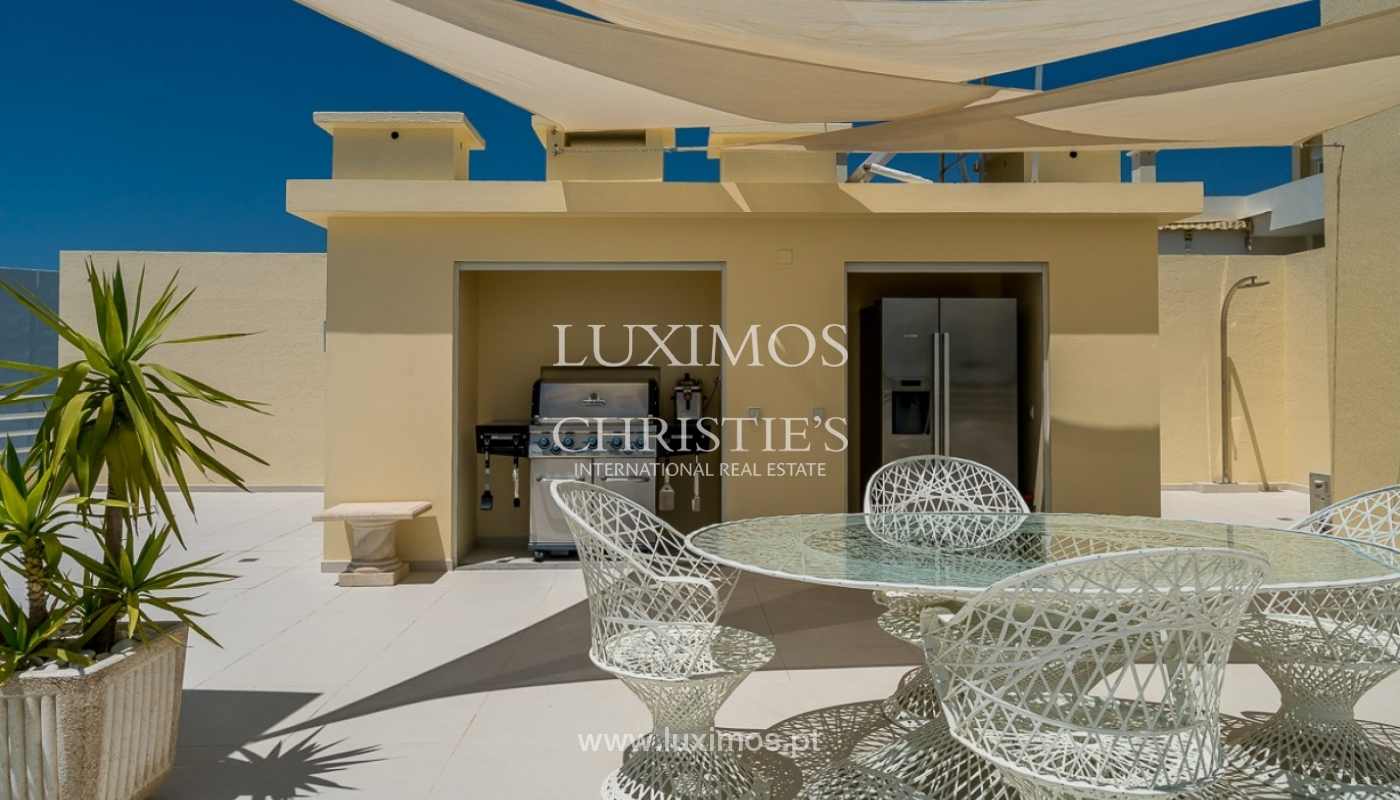 Penthouse-Wohnung in gated community - Vilamoura_81959