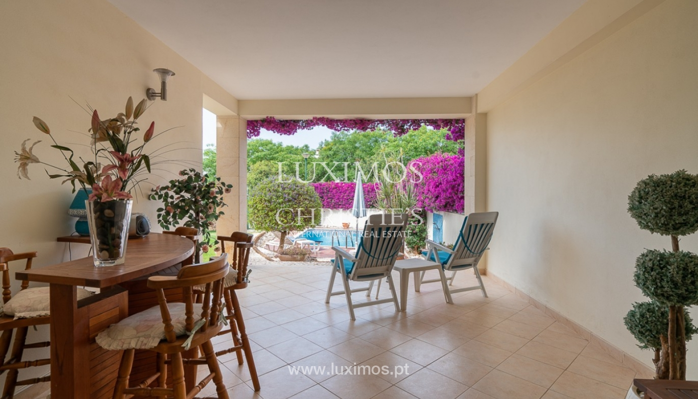 Ocean view villa in a private condominium - Tavira_81998