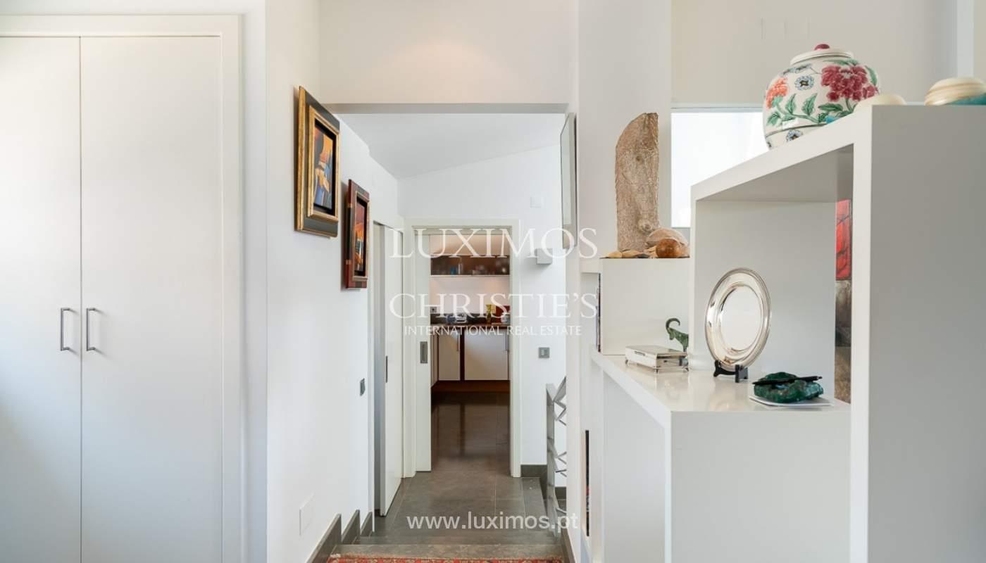 Verkauf einer modernen Villa mit Meerblick, Porches, Algarve, Portugal_82100