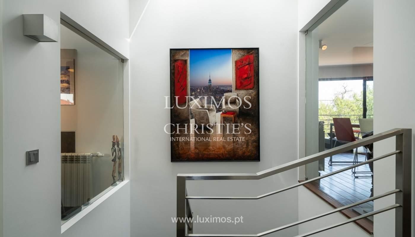 Verkauf einer modernen Villa mit Meerblick, Porches, Algarve, Portugal_82103