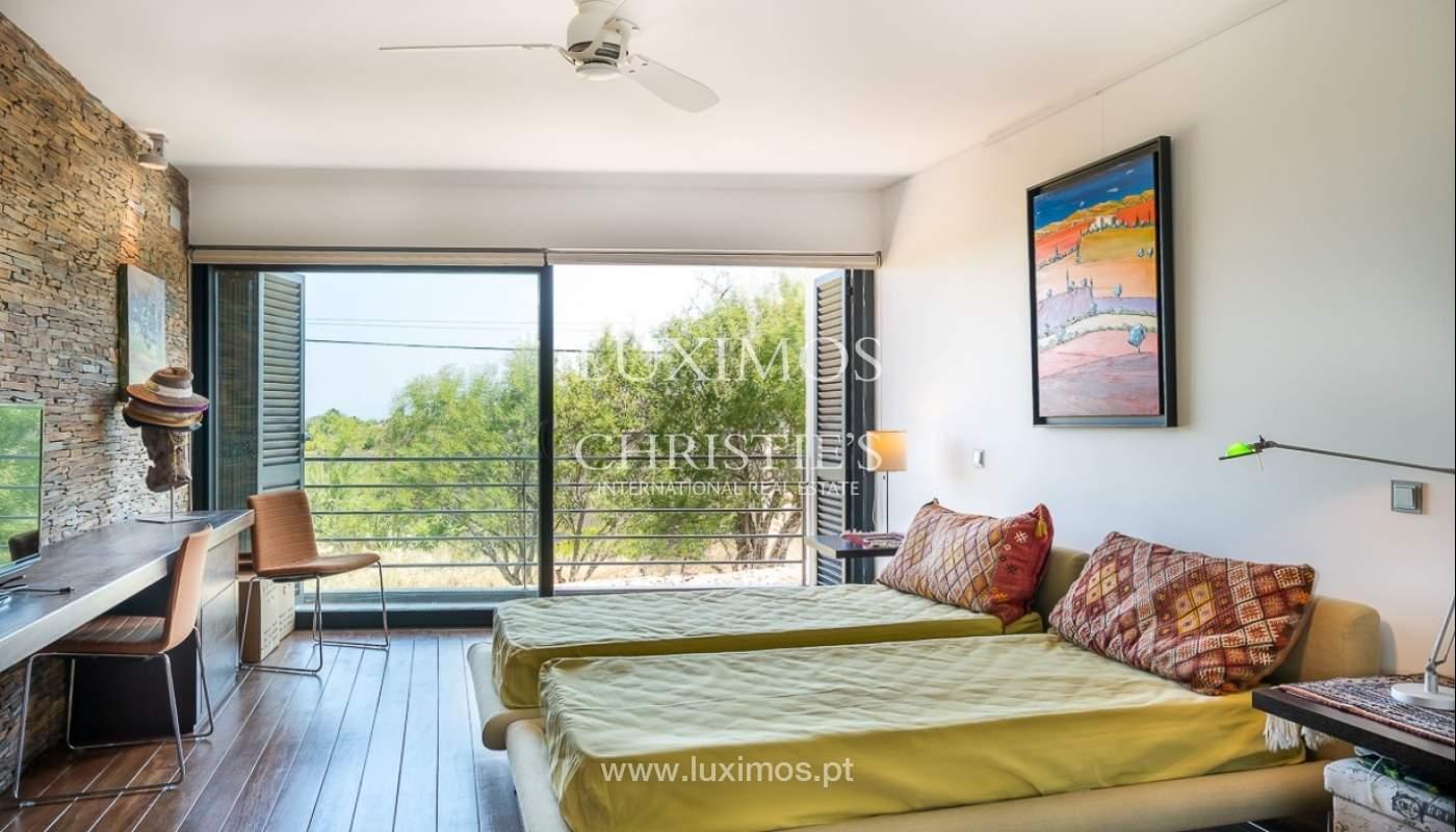Verkauf einer modernen Villa mit Meerblick, Porches, Algarve, Portugal_82104