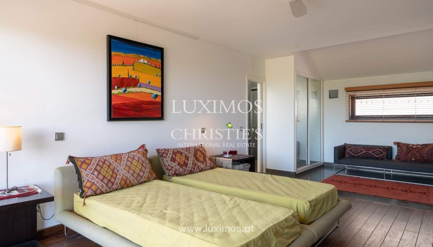Verkauf einer modernen Villa mit Meerblick, Porches, Algarve, Portugal_82105