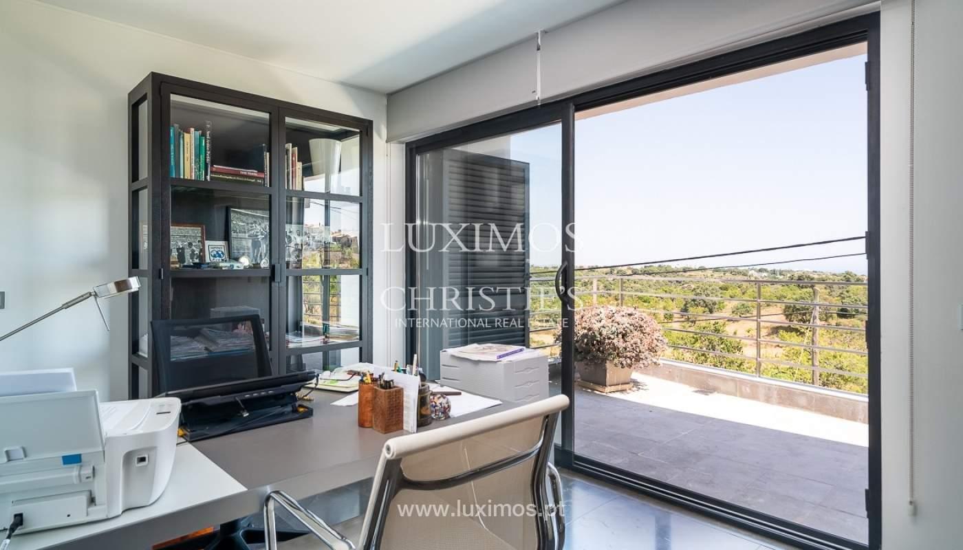 Verkauf einer modernen Villa mit Meerblick, Porches, Algarve, Portugal_82107