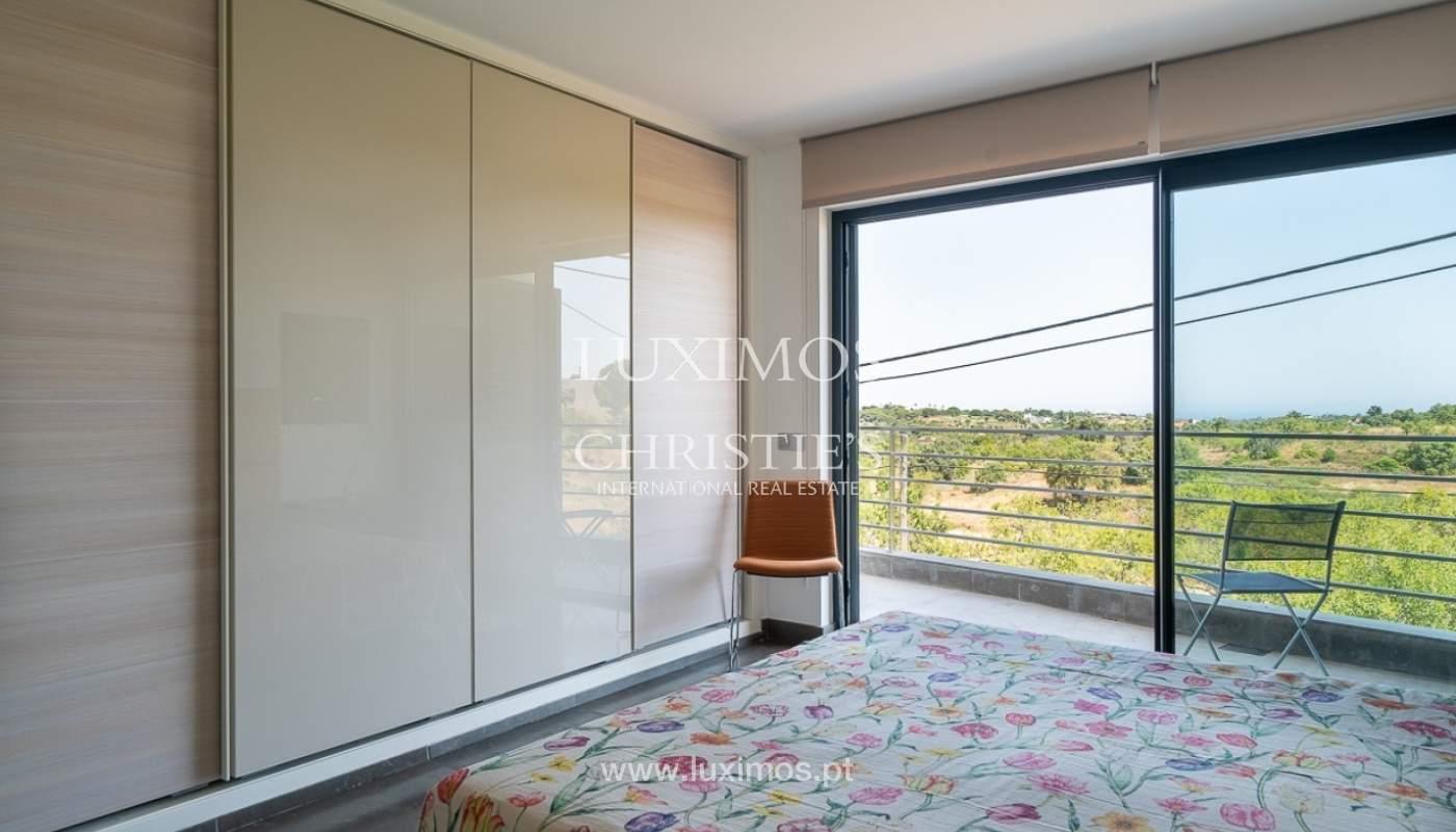 Verkauf einer modernen Villa mit Meerblick, Porches, Algarve, Portugal_82110
