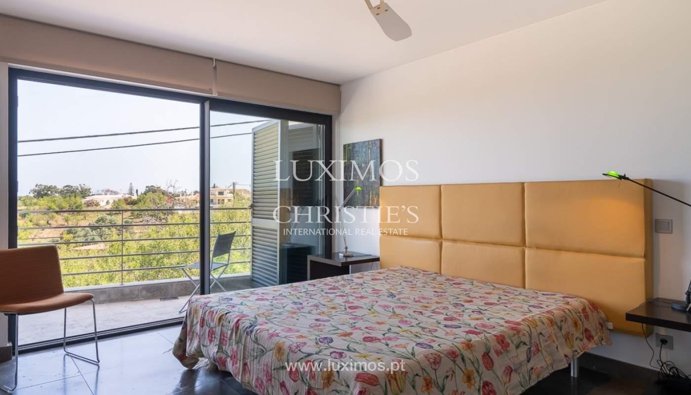 Verkauf einer modernen Villa mit Meerblick, Porches, Algarve, Portugal_82111