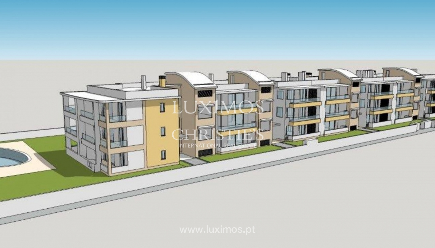 New modern apartment with sea view in Lagos, Algarve_82312