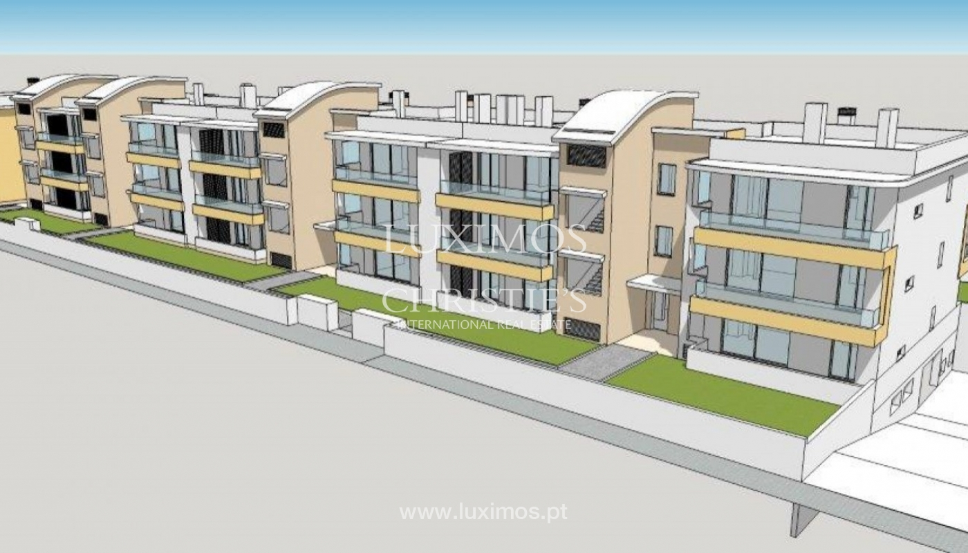 New modern apartment with sea view in Lagos, Algarve_82313